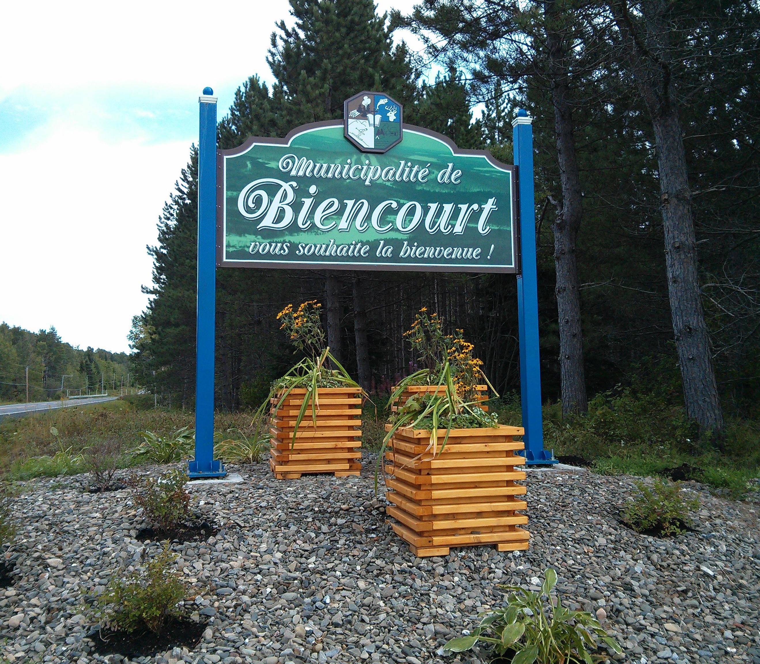 Municipalité de Biencourt
