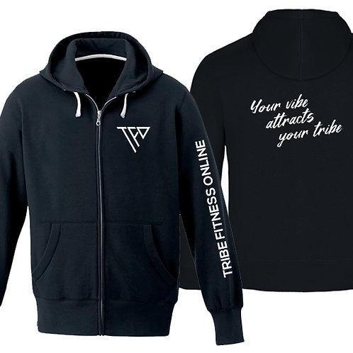 TF10 - Men full zip hoodie - Chandail capuchon zipper homme