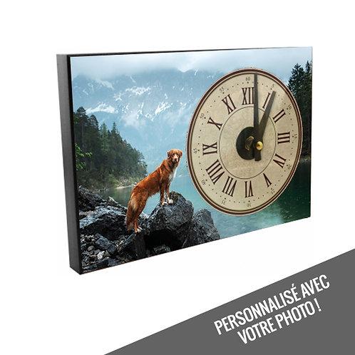 Z08 - Horloge de bureau ou murale