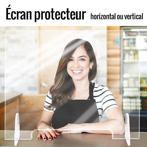 Écran protecteur - Horizontal ou Vertical