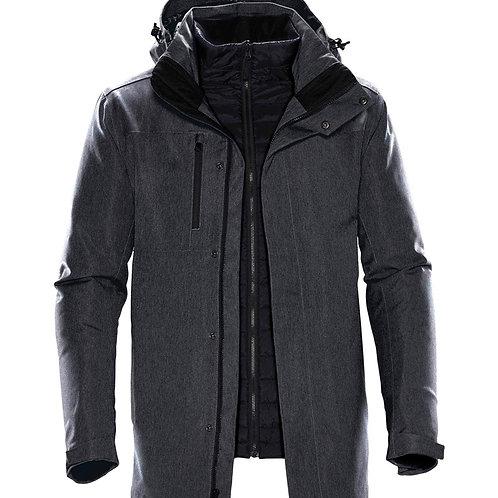 Manteau 3-dans-1 Homme - SSJ-2