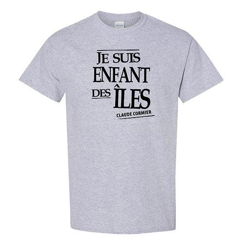 CC02 - T-shirt / Enfant des Iles