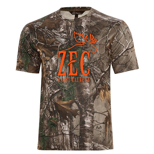 Z31 - T-Shirt polyester - Camouflage