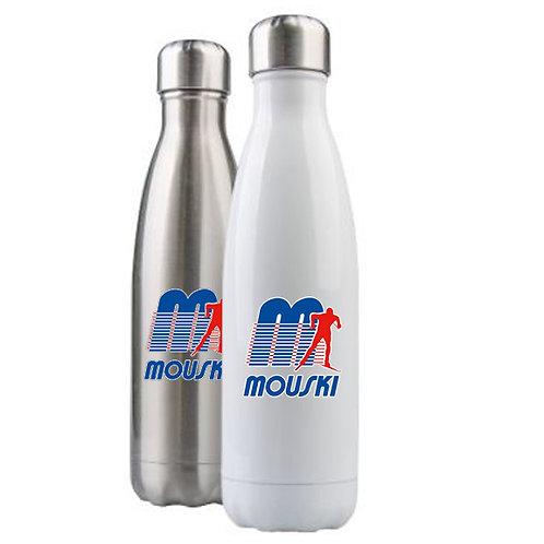 MSK12 - Bouteille d'eau en acier inoxydable
