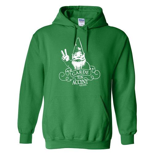 CC14 - Chandail capuchon / Nain-Garde ton accent