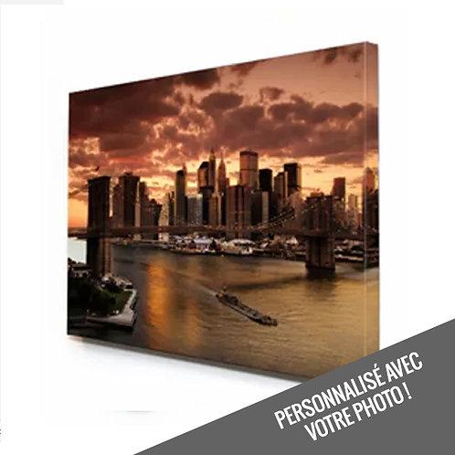 P27 - Impression canvas monté sur cadre