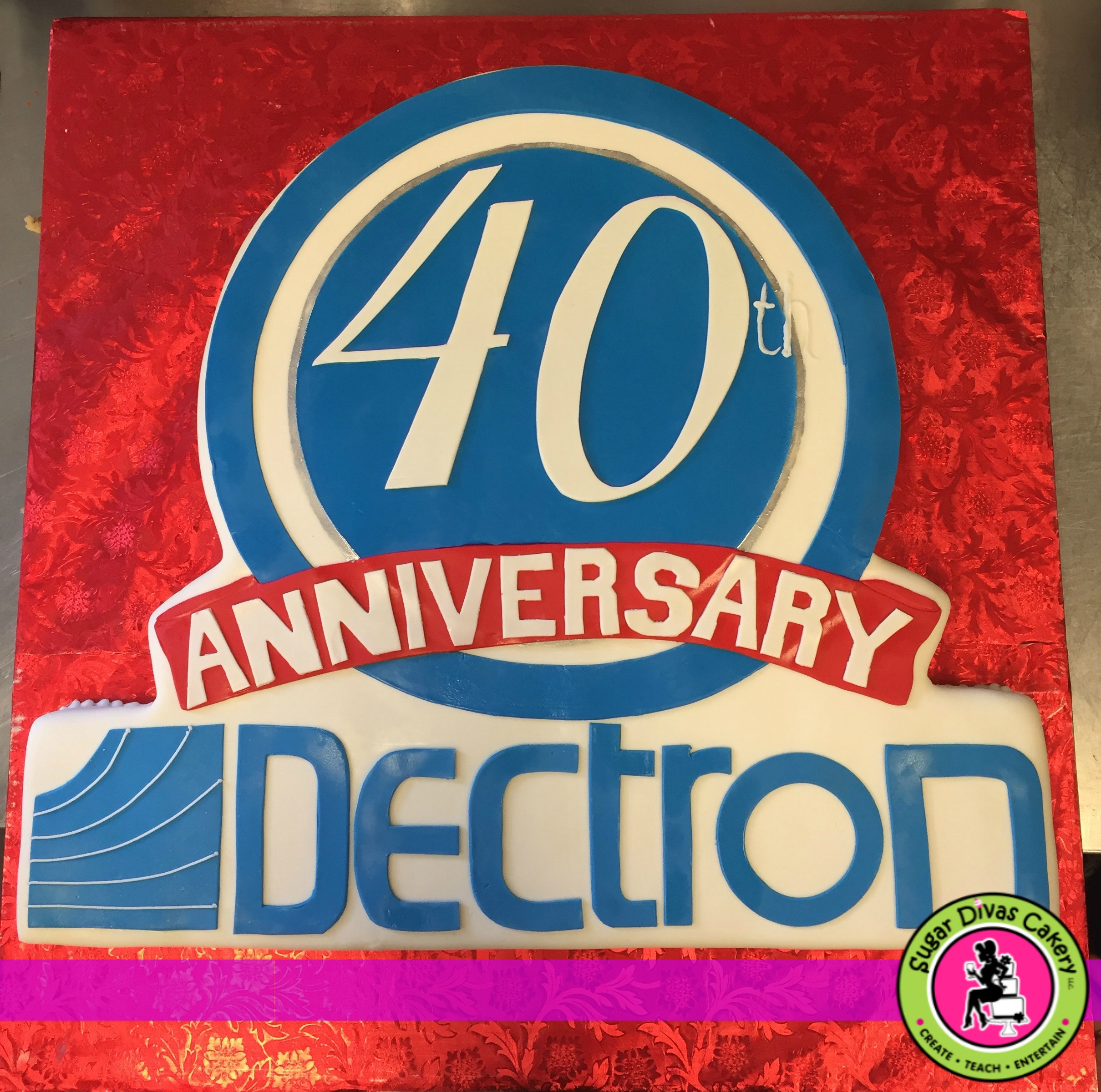 Dectron 40th