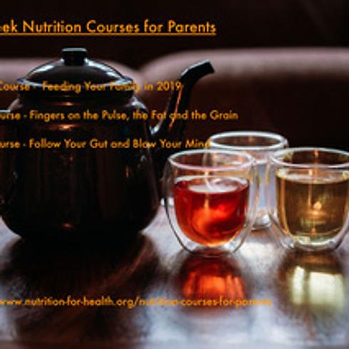 Nutrition Course for Parents
