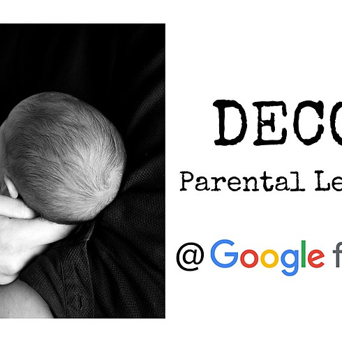 Womxn @ Campus Breakfast   DECODE: Parental Leave Rights by DE Startup Lab