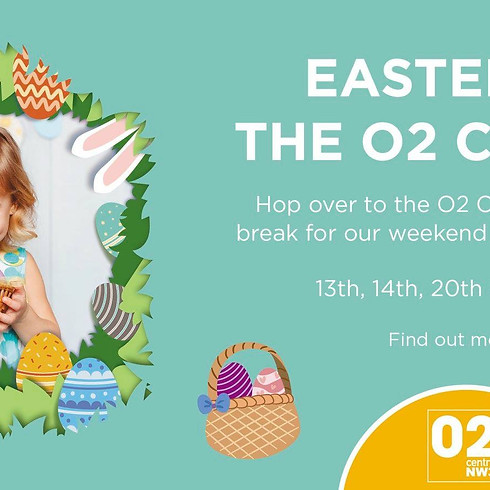 EASTER at the O2 centre