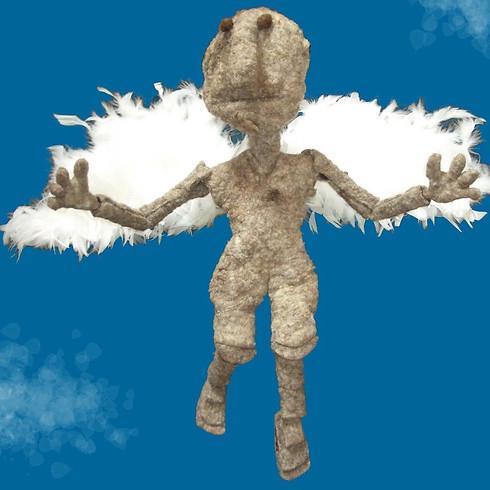 'Spirit' puppet theatre