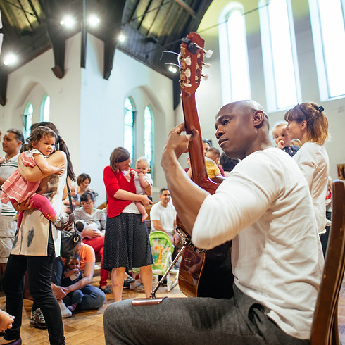 Bach To Baby Concert 'Rhythms and Flowers'