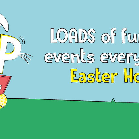 Easter at Hamley's