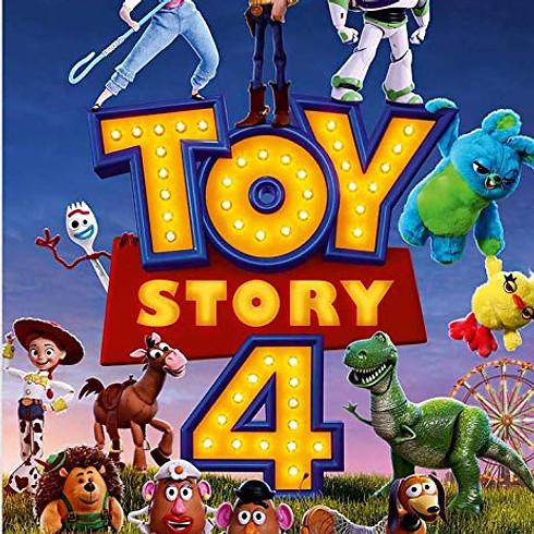 Kids' Kino Club 'Toy Story 4'