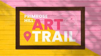 Primrose Hill - ART TRAIL