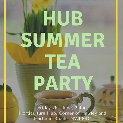Castlehaven HUB SUMMER TEA PARTY