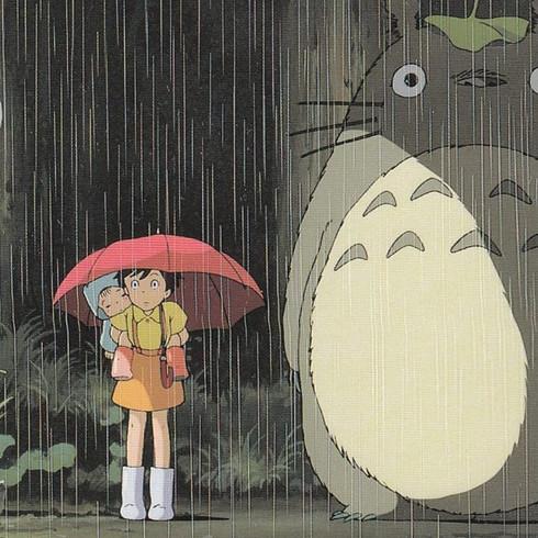 KIDS' KINO CLUB: 'My Neighbour Totoro'