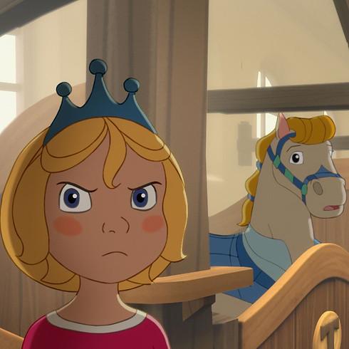 KIDS' KINO CLUB: 'Princess Emmy'