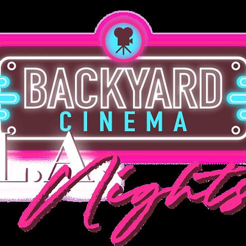 Backyard Cinema at Roundhouse Camden