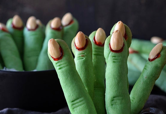 Halloween Kids Cooking Class