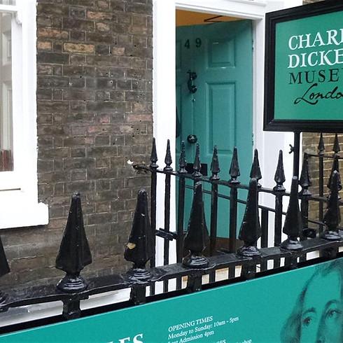 Charles Dickens Museum WORKSHOP: 'Inside a Christmas Carol'