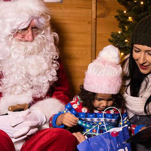 Meet Santa at ZSL London Zoo