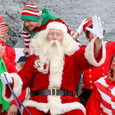 Meet Santa at Paddington Central