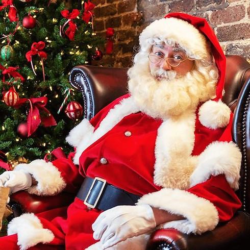 🎅 Camden Christmas Grotto 'Santa at the Stables'🎅