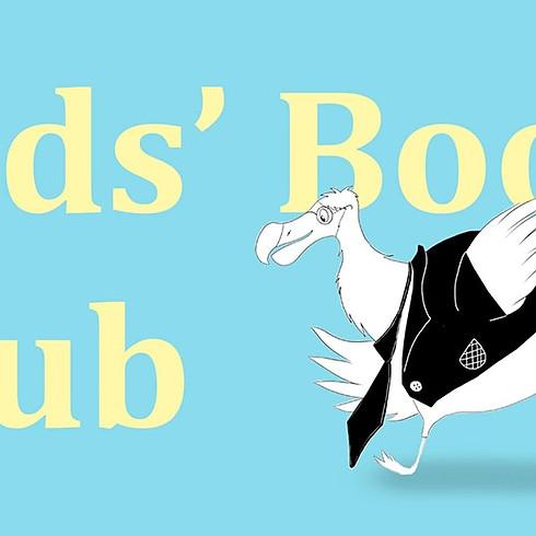 Kids' Book Club (online)