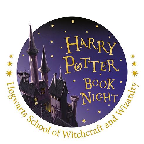 HARRY POTTER BOOK NIGHT ⚡️📚
