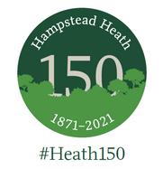 Hampstead Heath 150 Outdoor Exhibition