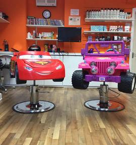 Local Kids' Hair Dressers