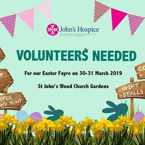 St John's Hospice Easter Fayre