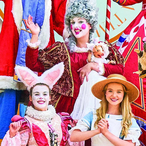Theatre on Kew: Alice in Wonderland
