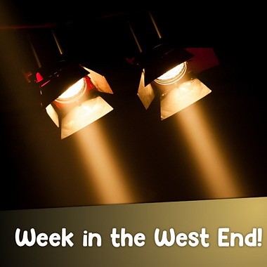 Stage Academy 'Week in the West End'