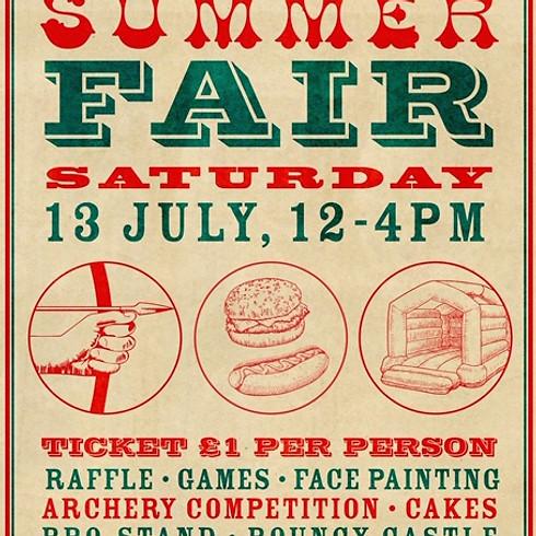 Fitzjohn's Summer Fair