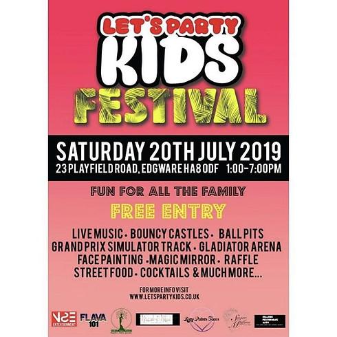 Let's Party Kids FESTIVAL