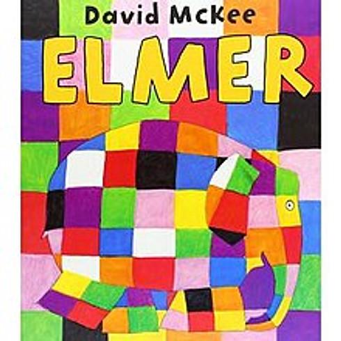 David McKee Book Signing & Elmer Appearance