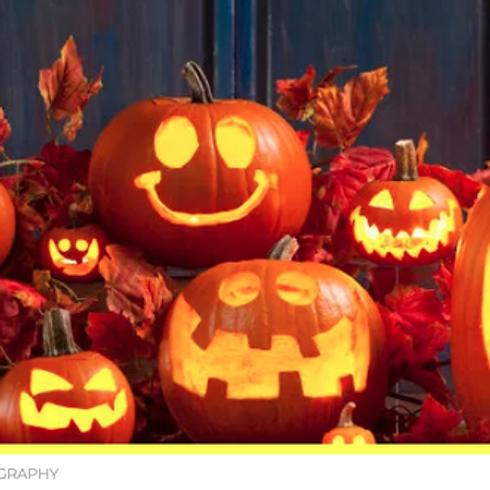 Pumpkin Carving Workshop 🎃