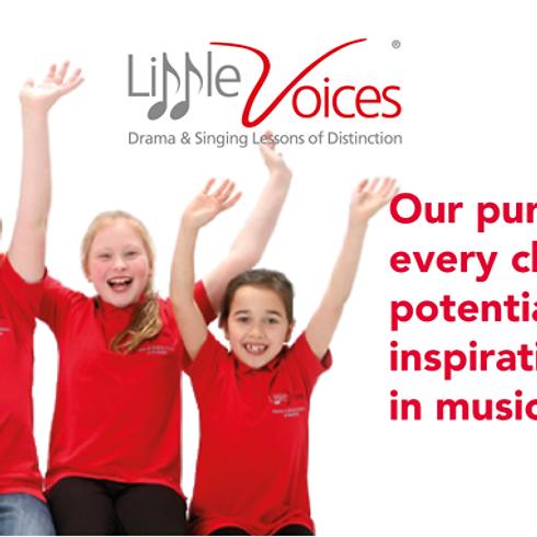 Little Voices Hampstead launch