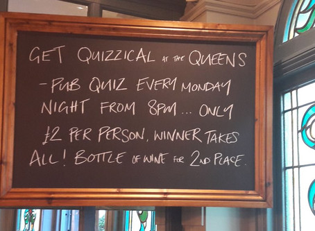Local Pub Quizzes