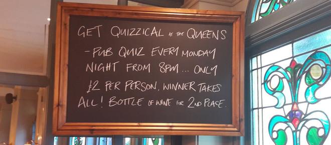 Local Pub Quizzes