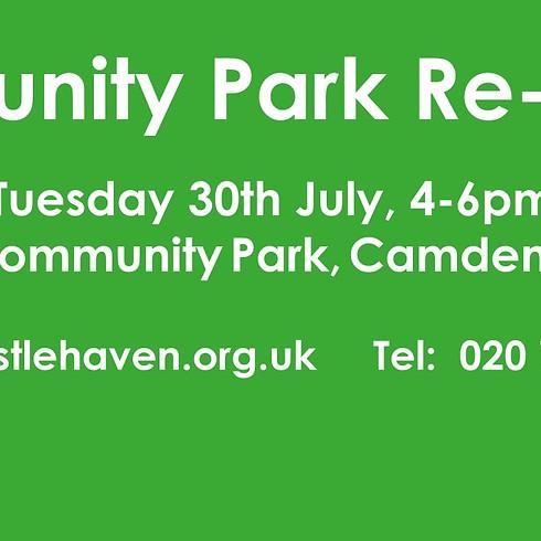 Castlehaven Community Park Re-Launch