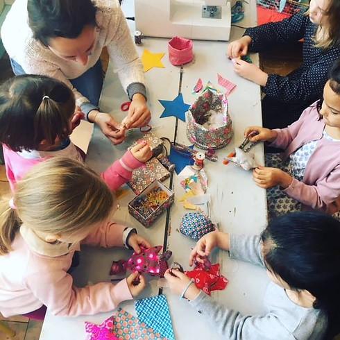 Sewing Workshops for children