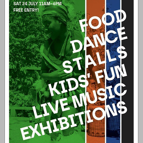 South Kilburn Community Fun Day