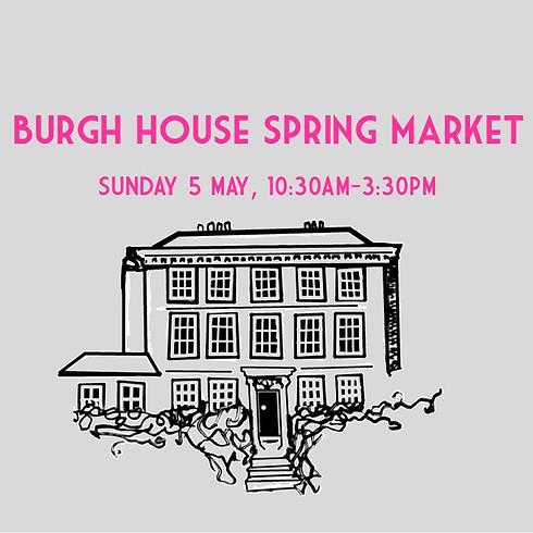 Burgh House Spring Market