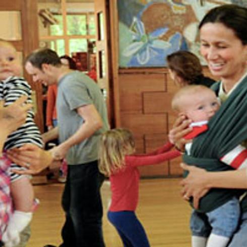 Family Barn Dance: Alex Cumming & Nicola Beazley's Winter Warmer