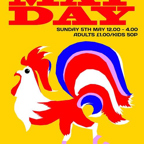 MAY DAY at Kentish Town City Farm