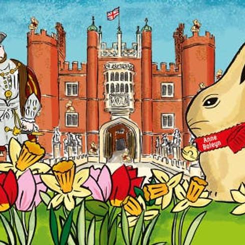 Easter Lindt Gold Bunny Hunt at Hampton Court Palace
