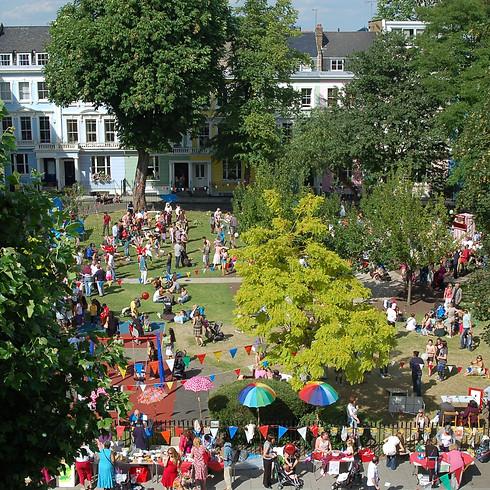 Primrose Hill Fair